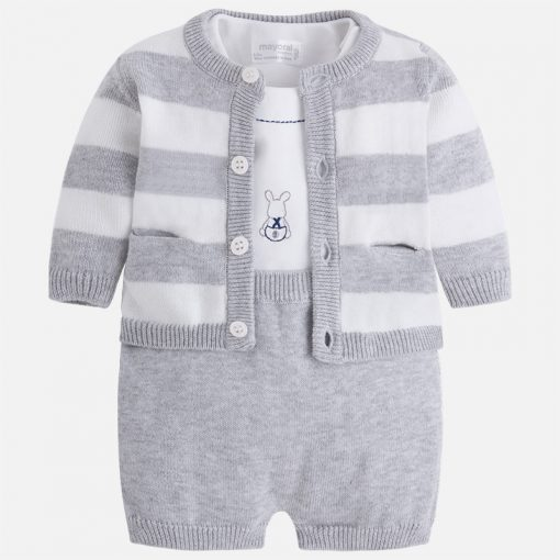 3f16fd151 Troy – Grey Baby Outfit – Little Angel Delights