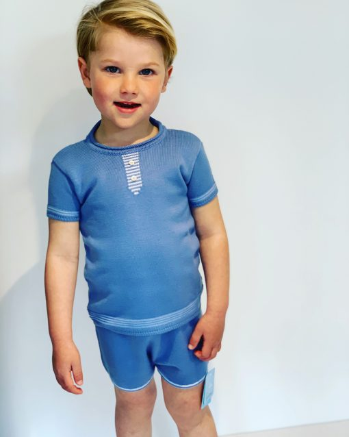 Granlei Knitted Boys Outfit