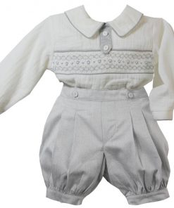 Pretty Originals Smocked Outfit